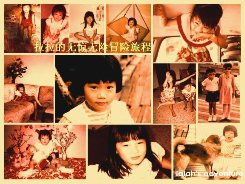 The Adventure of little Lalah..