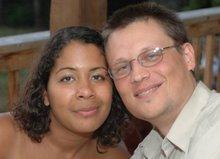 Cofounders Olaiya and John