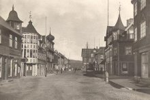 Kirkenes: A town in Finnmark Norway that was destroyed in 2. World War