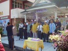 Gambar Sambutan Hari Guru 2007