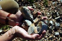 Tirar piedras...