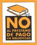 No al canon en las bibliotecas