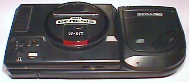 The Sega CD Junkyard