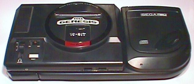 The Sega CD Junkyard