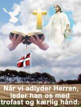 Bekæmp afkristningen af vort fædreland