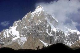 K2. Azad Kashmir, Pakistán
