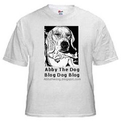 Blog Dog Blog T-Shirt