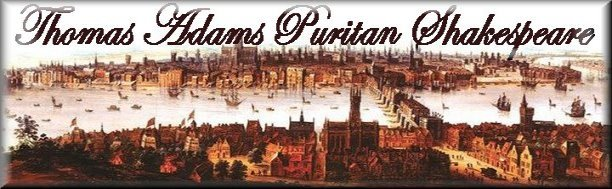 Thomas Adams Puritan Shakespeare