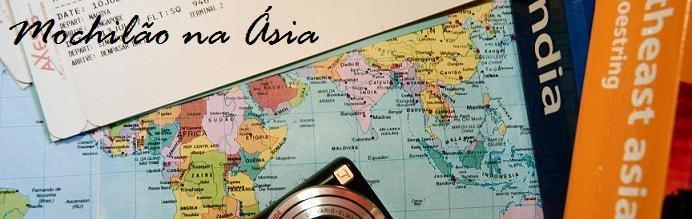 Mochilão na Ásia