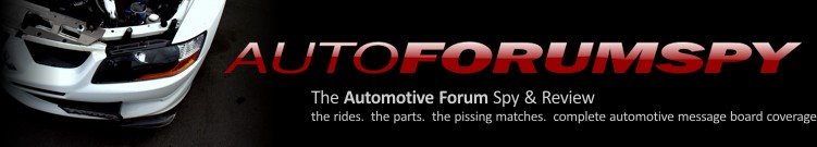 The Auto Forum Spy & Review