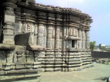 1000 pillar temple-Warangal