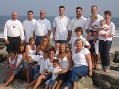 Family Reunion - July 2007