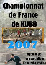 Championnat de France de KUBB