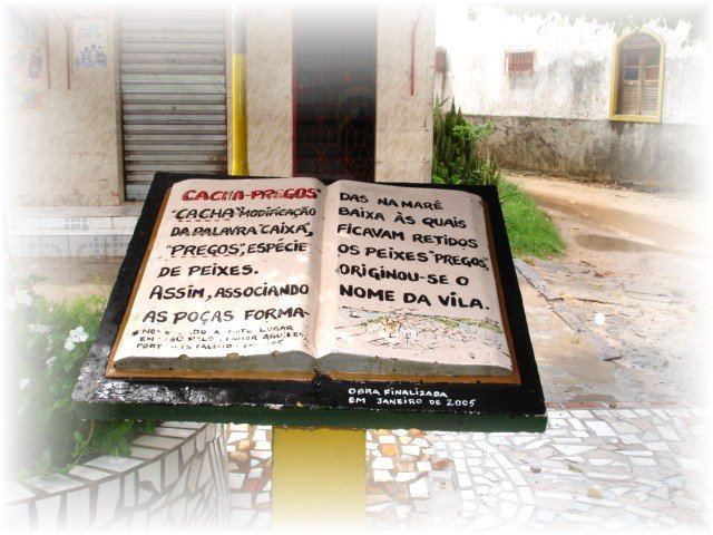 Cacha-Pregos.Bahia.Brasil