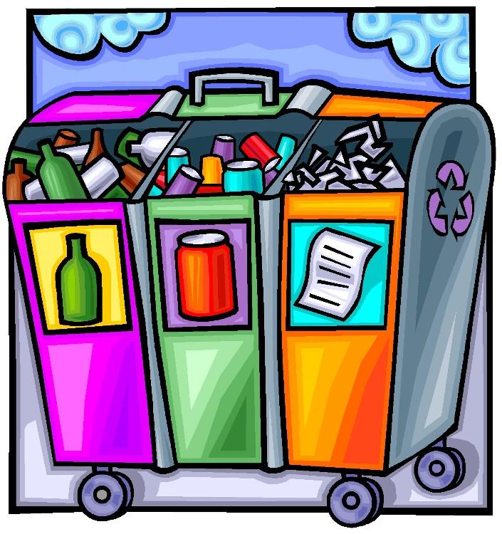separe o seu lixo reciclável !