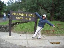 Hawaii Nu'uanu Pali