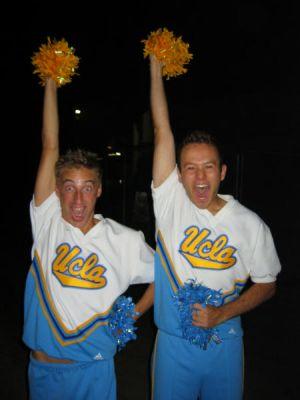 Image result for ucla gay cheerleaders