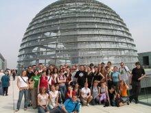 Wyjazd naukowy,Berlin