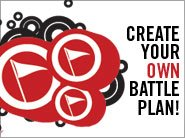 Go to www.battlecry.com to created your Battle Plan!