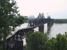 Vicksburg, Miss. River Bridges