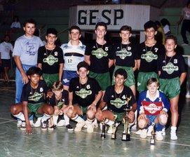 Campeao Juvenil 1991