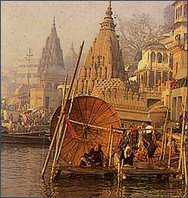 Benaras.....