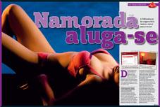 NAMORADA ALUGA-SE