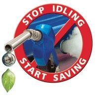 Stop idling!