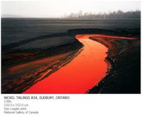 Nickel tailings - Sudbury, ON