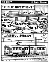Transportation priorities
