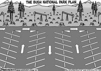 Bush national park plan
