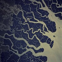 Bangladesh - Ganges river delta where 17 million live