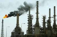The world does not need more oil refineries