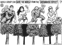 Tree - the real superheroes