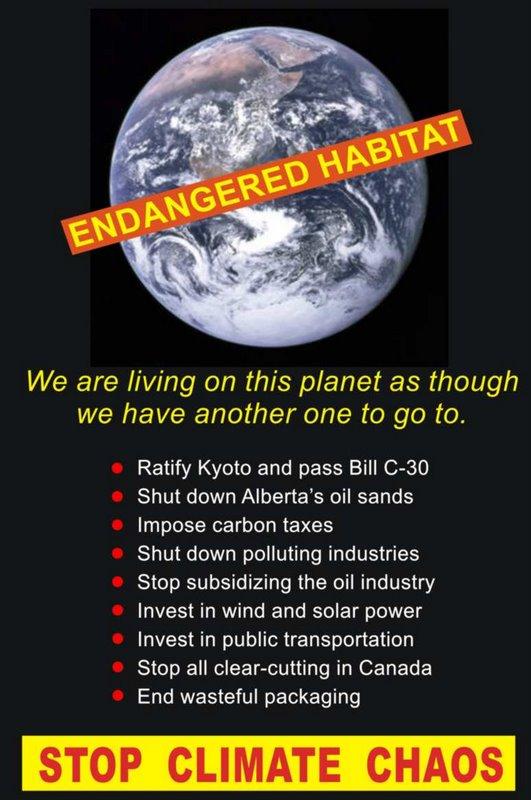 Endangered Habitat