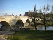Old Stone Bridge, Regensburg