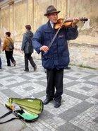 Prague musician