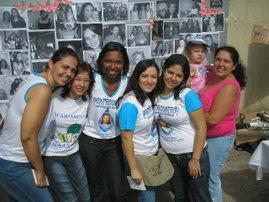 As mulheres no Pentecostes maio 2007