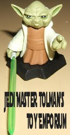 Jedi Master Tolman's Toy Emporium