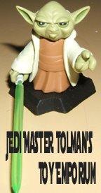 Jedi Master Tolman's Toy Emporium