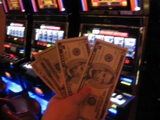 these are my now non-existant vegas dollars.