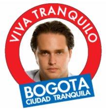 BOGOTÁ CIUDAD TRANQUILA !!!