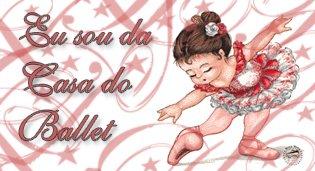 Faça uma bailarina feliz!Comente!