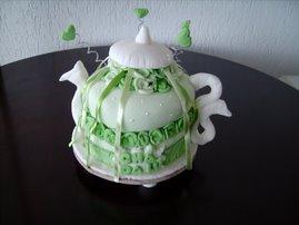 Bolo Chá de Cozinha