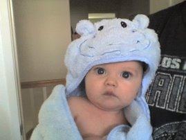 Jason at 4 months