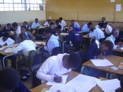 Refeng-Thabo Students