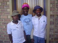 """Refeng-Thabo on """"Own Clothes Day"""""""