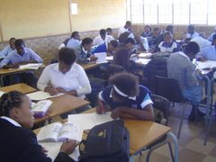Hard working History students