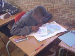 Sello making a map