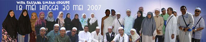 Wira Saujana Umrah Groups